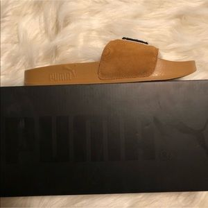 f133db5c552f Puma Shoes - 🆕Unisex Puma Fenty x Rihanna Leadcat F. U. Slides